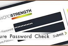 Secure Password Check with jQuery Power PWChecker