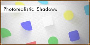 jQuery Photorealistic shadows
