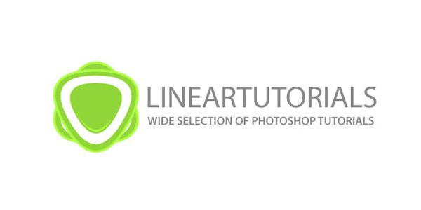 Creative Logo Design. Photoshop Tutorials Create Web 2.0 Style Logo