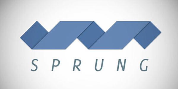 Creative Logo Design. Photoshop Tutorials Create a Origami Logo