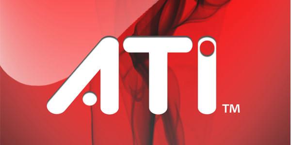 Famous Brands Logo Design. Photoshop Tutorials ATI Logo