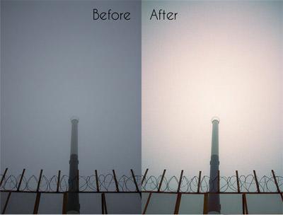 Landscape Enhancement. Photoshop Actions 03