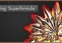 Plotting 3D superformula in the browser. Supershape.js