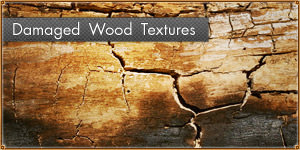 Free High-Quality Damaged and Burnt Wood Textures