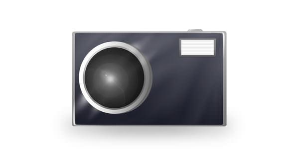 Free Digital and Photo Camera Templates [PSD] Photo camera PSD