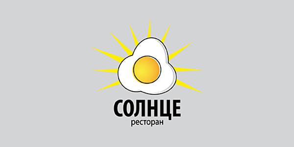 Creative Logo Designs with Sun for Inspirations Sun Restaurant