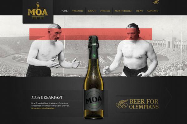 Creative Dark Website Designs for Inspiration Vol1 03