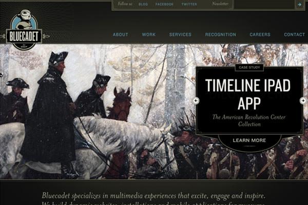 Creative Dark Website Designs for Inspiration Vol1 11
