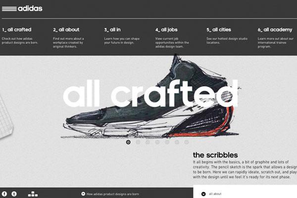 Creative Dark Website Designs for Inspiration Vol1 13