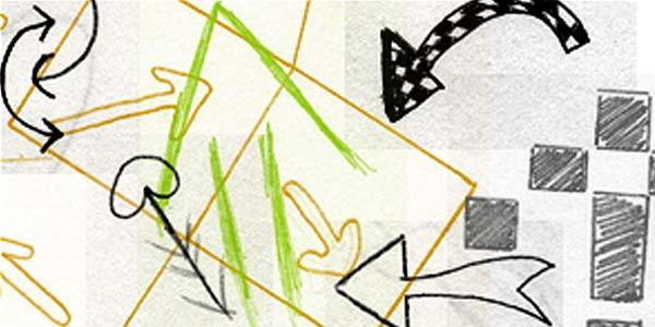 Free Hand Drawn Photoshop Arrow Brushes and Symbols. 17 Arrow Brushes