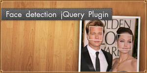 Client-side Face detection jQuery Plugin