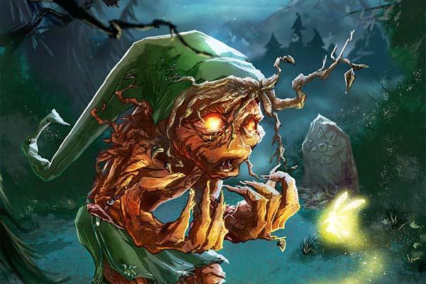 Creating Fantasy Illustration and Magic Scenes. Photoshop Tutorials. Creating 'Broken Link'